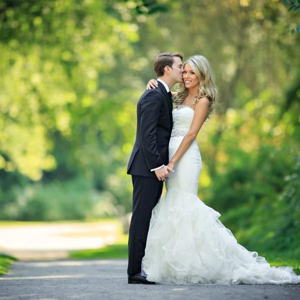 Jessica & Evan's Fasig Tipton Wedding Photos