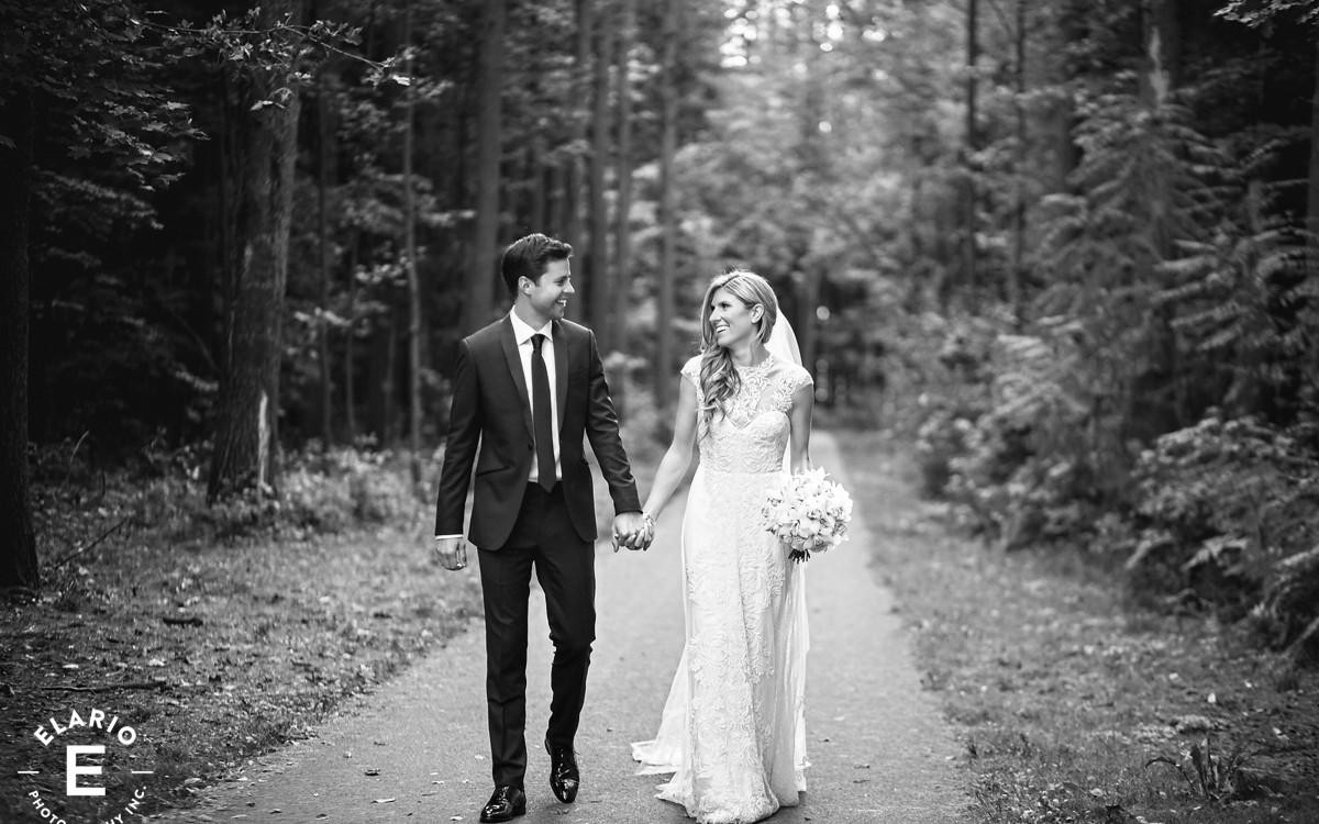 Brittney & Jeffrey's Hall of Springs Wedding Photos