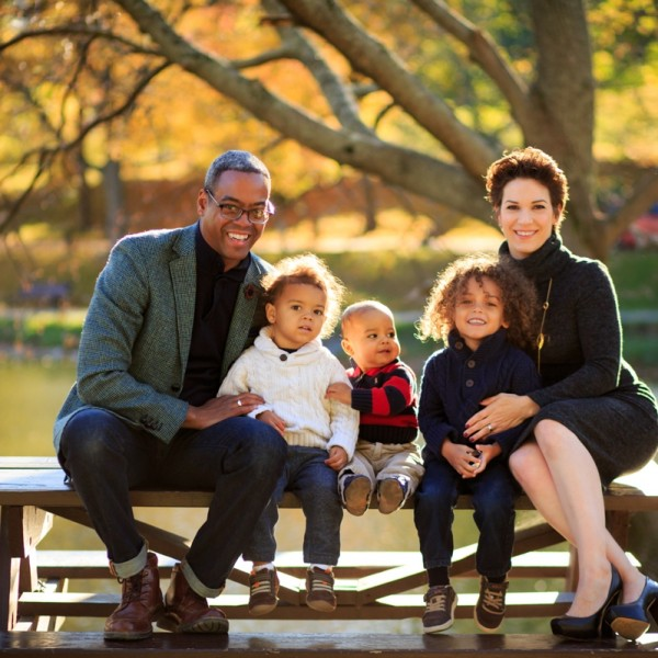 The Pryor's Fall Family Photos