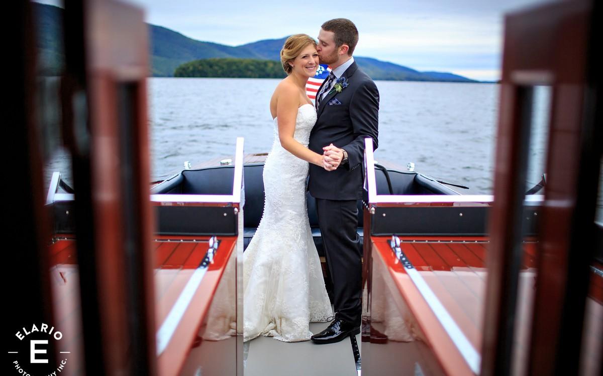 Danielle & Sean's Sagamore Wedding Photos