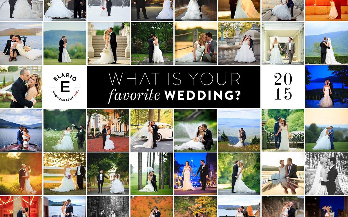 Favorite Wedding 2015 Contest