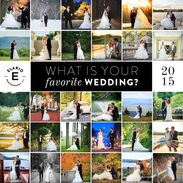 Favorite Wedding 2015 Contest