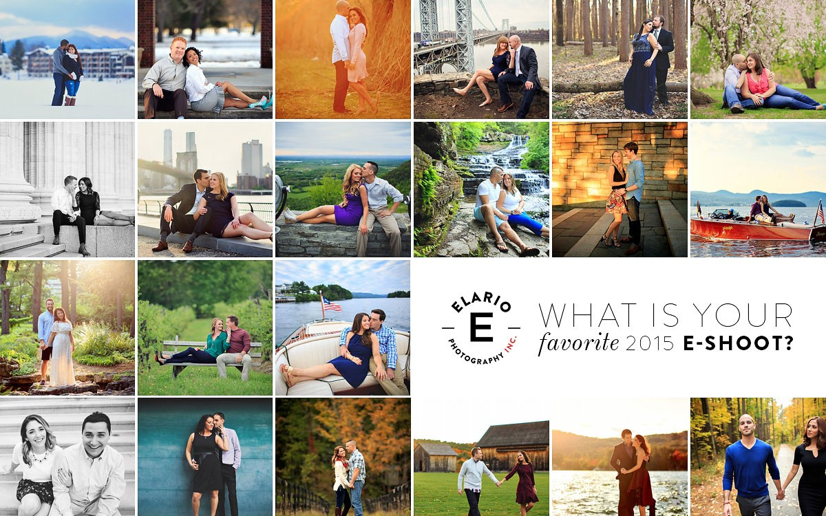 Favorite Engagement Shoot 2015 Contest