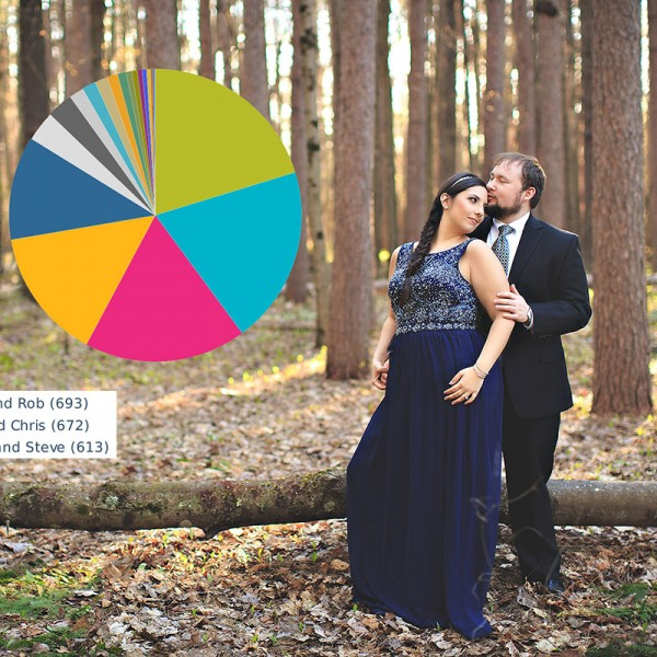 fav engagement shoot 2015 contest: the results