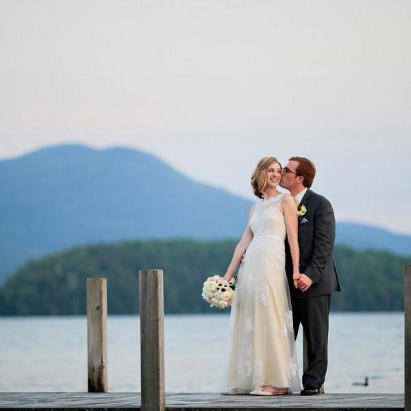 Christine & Steve's Sagamore Wedding Photos