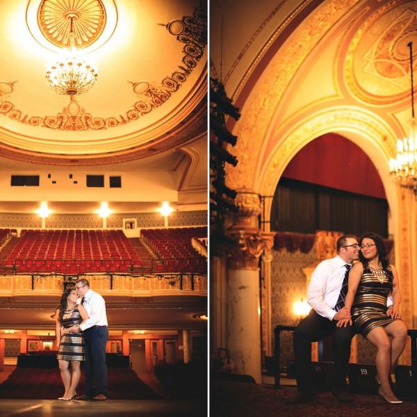 Jessica & Joe's Schenectady Engagement Photos