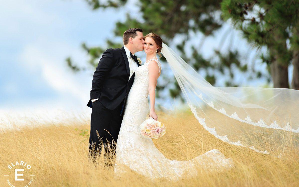 Cait & Tyler's 90 State Street Wedding Photos