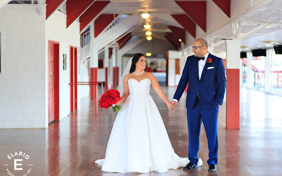 Emily & Cameron's Saratoga Wedding Photos