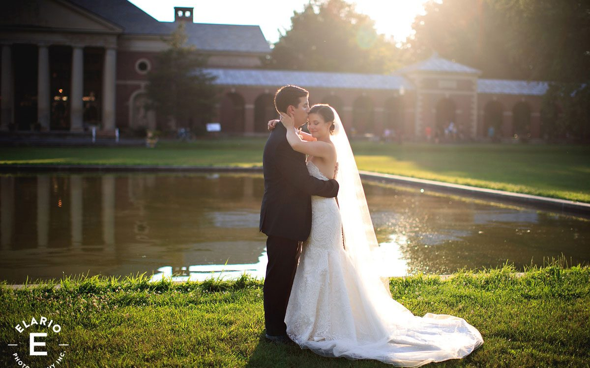 Michelle & Sam's Saratoga Wedding Photos