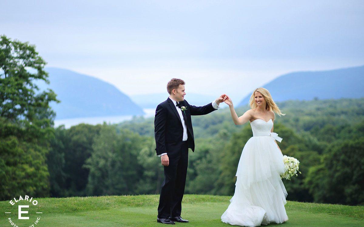 Lisa & Mike's Garrison Inn Wedding Photos