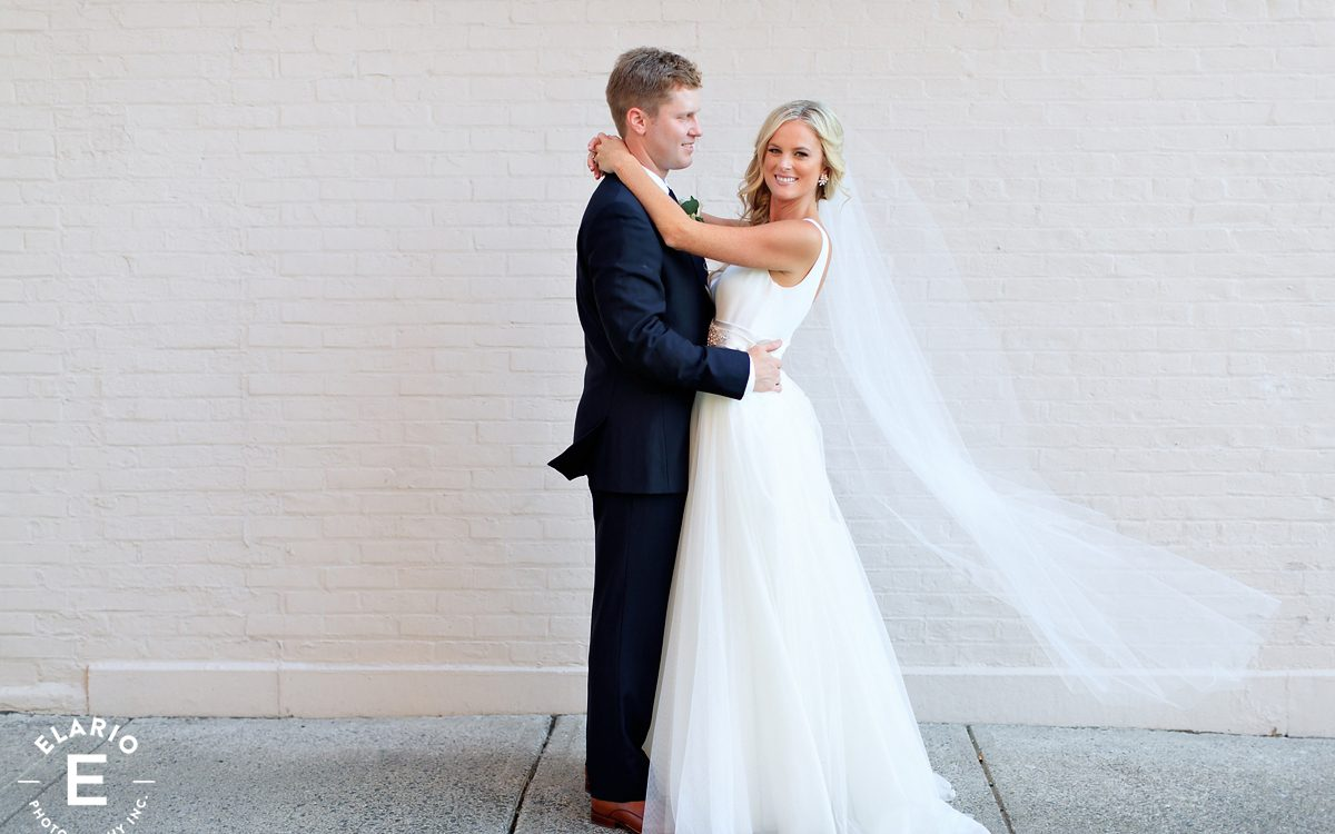 Caitlin & Collin's Franklin Plaza Wedding Photos