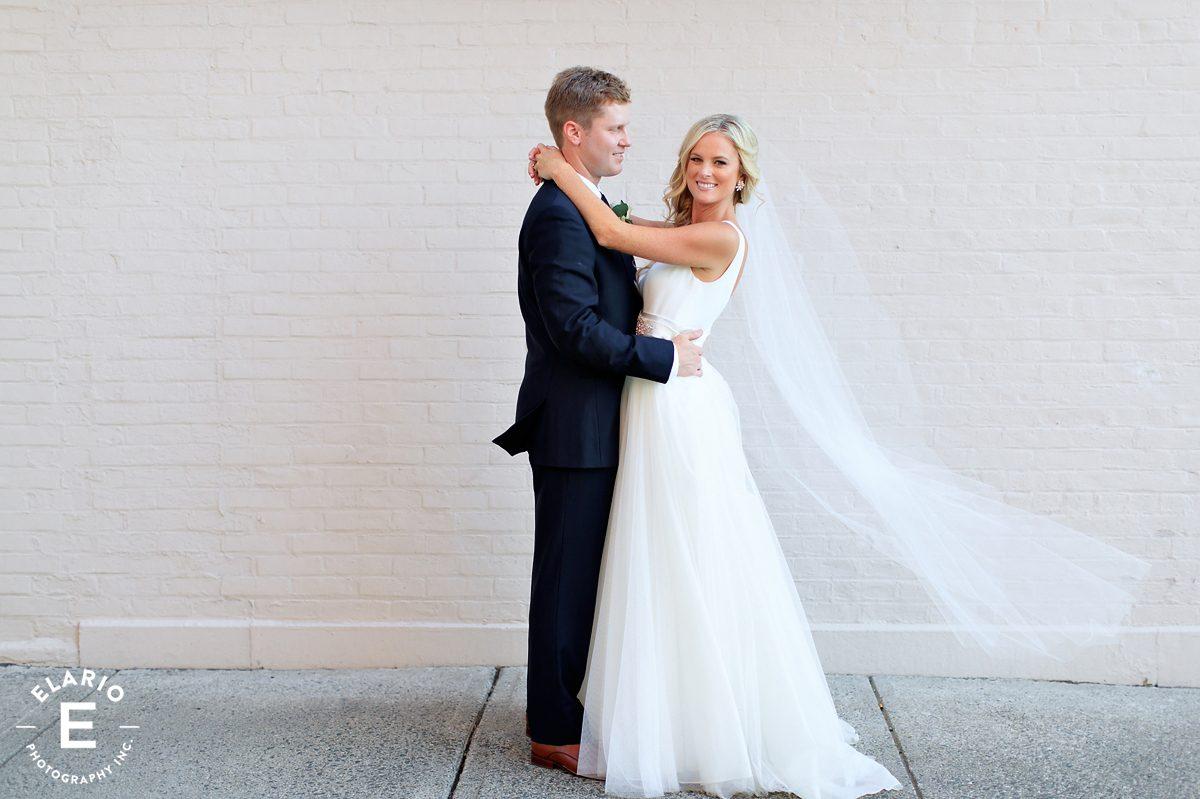Caitlin Collins Franklin Plaza Wedding Photos