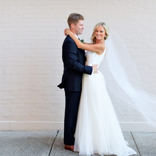 Caitlin & Collin's Franklin Plaza Wedding Photos