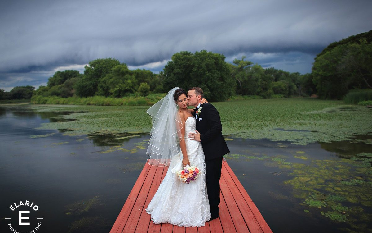Caitlin & Justin's Glen Sanders Mansion Wedding Photos