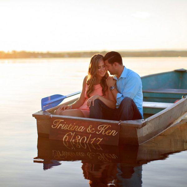 Tristina & Ken's Saratoga Engagement Photos