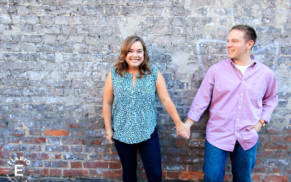 Laura & Chad's Schenectady Engagement Photos