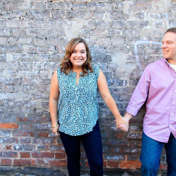 Laura & Chad's Schenectady Engagement Photos