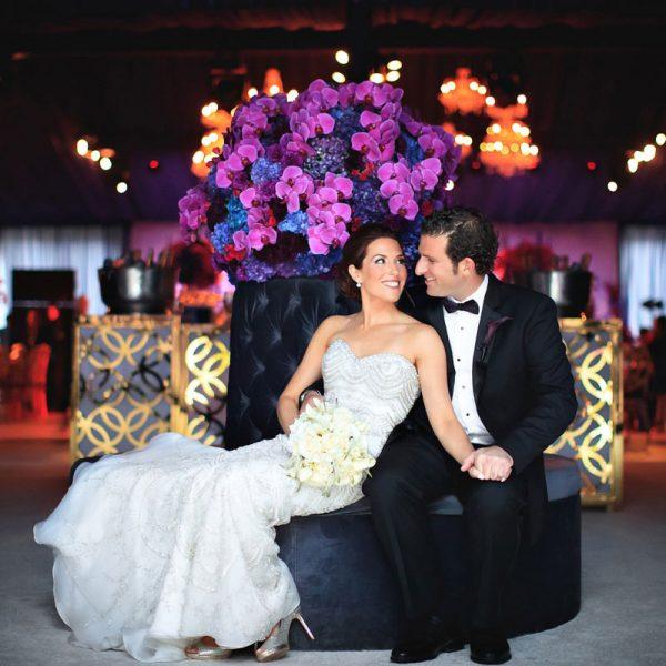 Mallory & Murray's Hall of Springs Wedding Photos