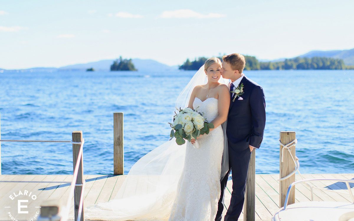 Christin & James' Sagamore Wedding Photos