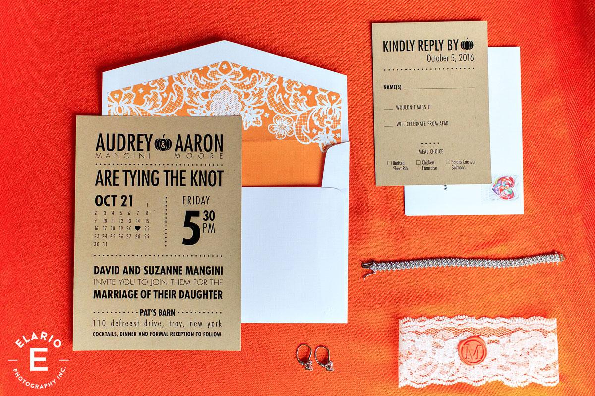 Audrey & Aaron\'s Wedding at Pat\'s Barn - Elario Photography