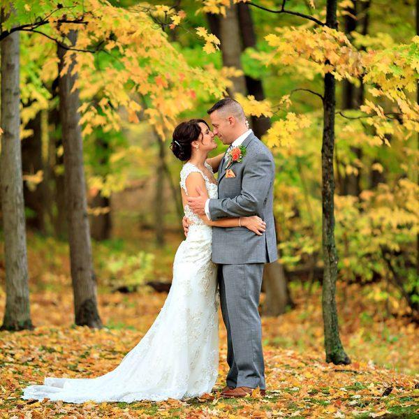 Audrey & Aaron's Wedding at Pat's Barn