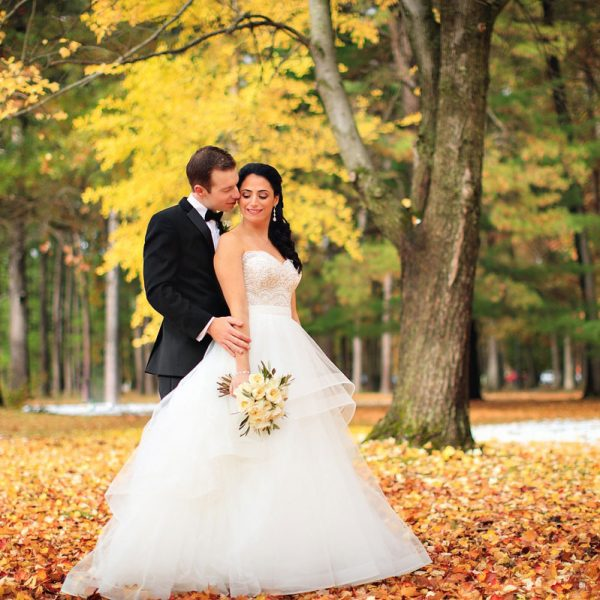 Sue & Scott's Hall of Springs Wedding Photos