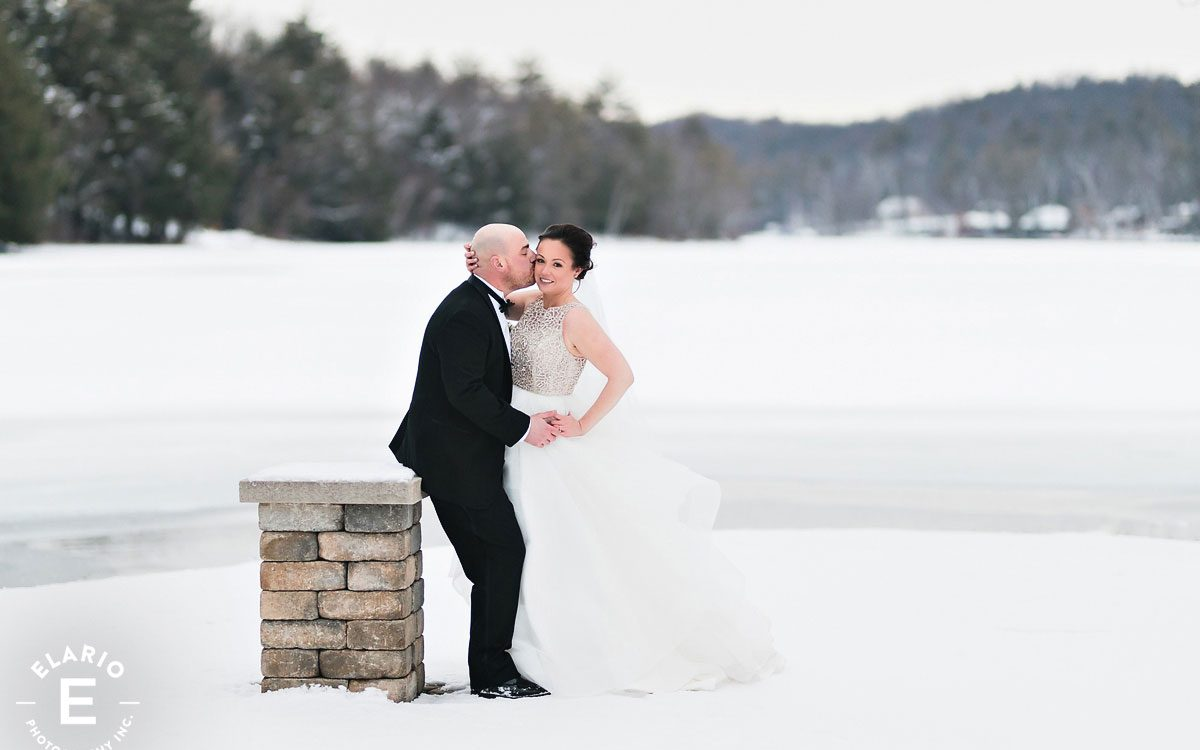 Jessica & Jon's Crooked Lake House Wedding Photos