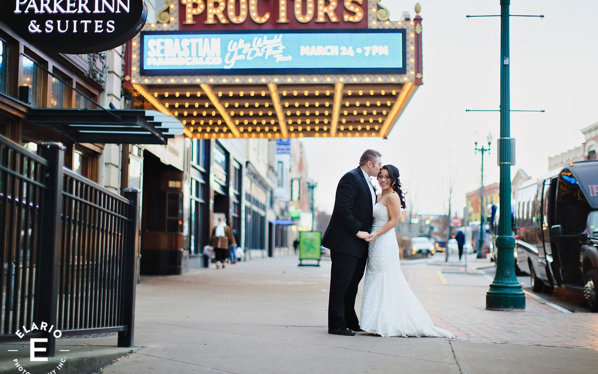 Jessica & Joe's Key Hall Wedding Photos