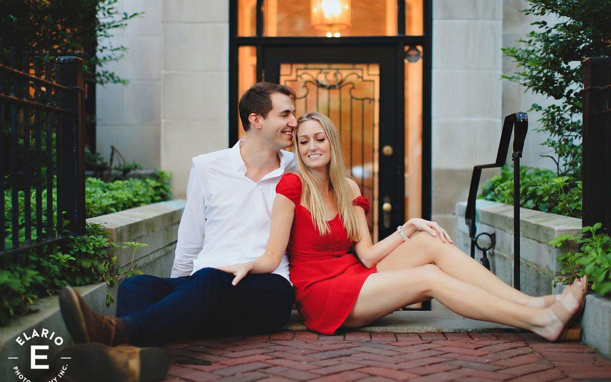 Annie & Michael's Boston Engagement Photos