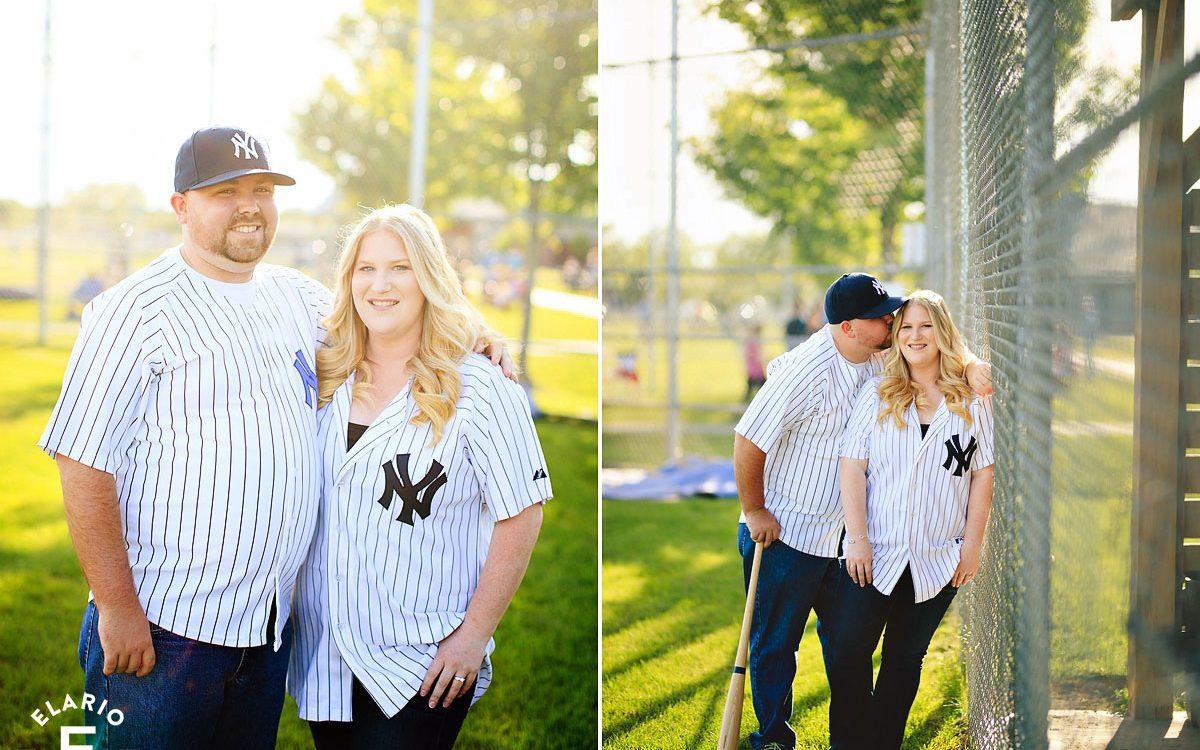 Andrea & Chris' Engagement Photos