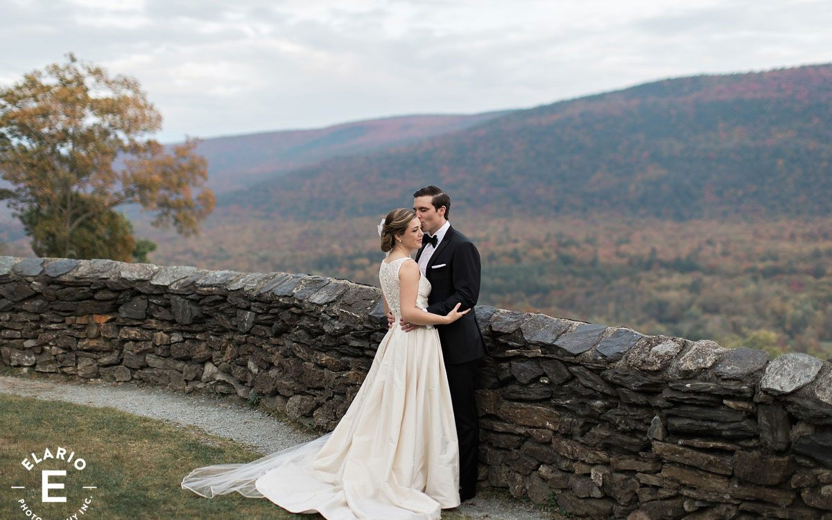 Emily & Hugh's Hildene Wedding Photos