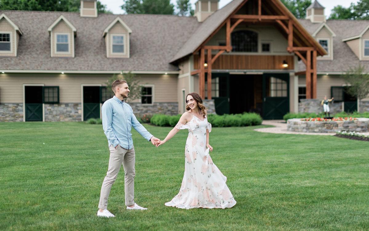 Alyssa + Aleks' Engagement Photos