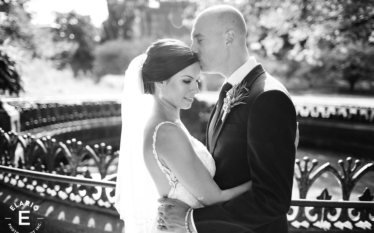Nicole & Chris' Canfield Casino Wedding Photos