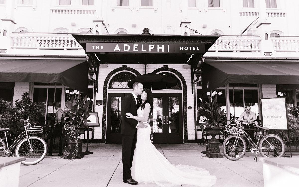 Danielle & Matt's Hall of Springs Wedding Photos