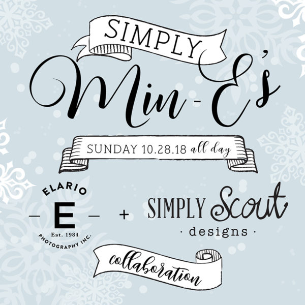 Simply Min-E's: Holiday Addition 2018