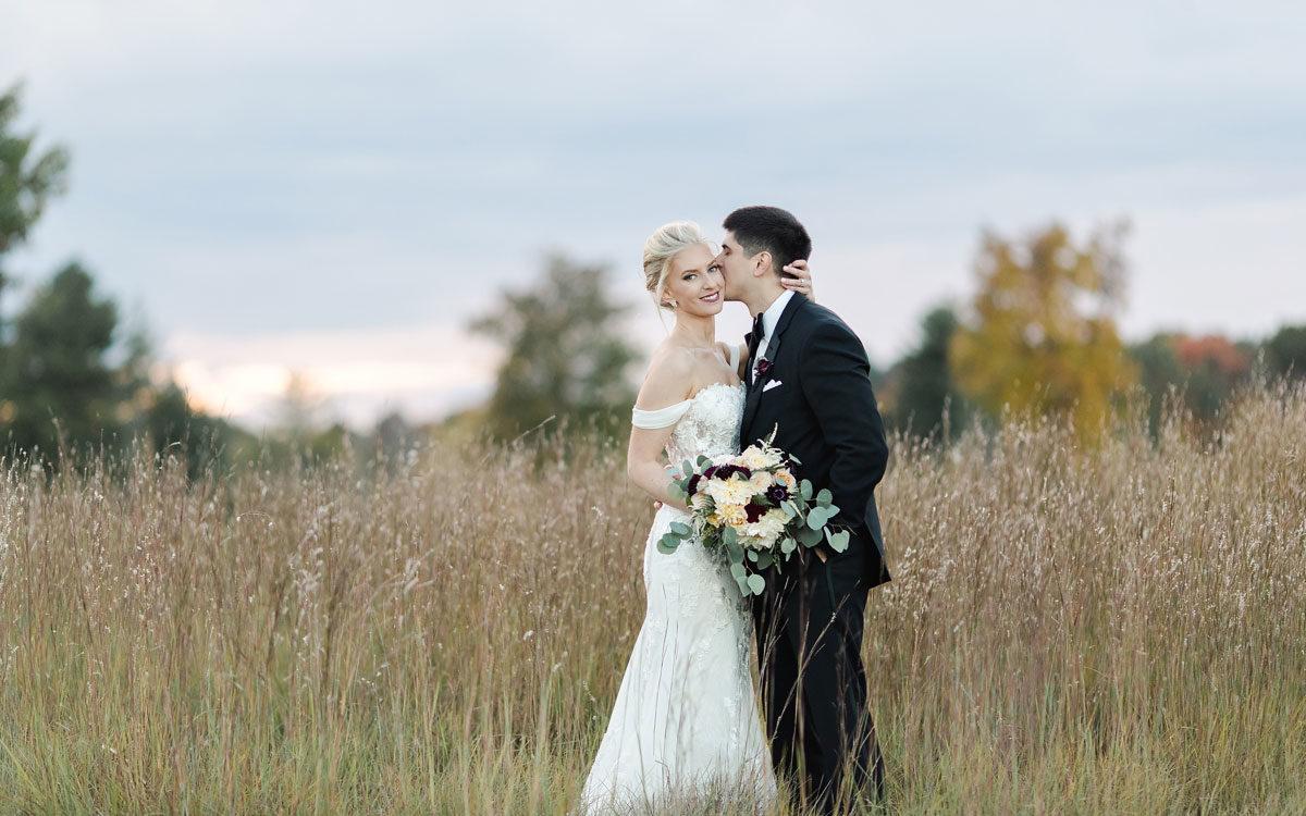 Kelle & Stephen's Saratoga National Golf Club Wedding Photos