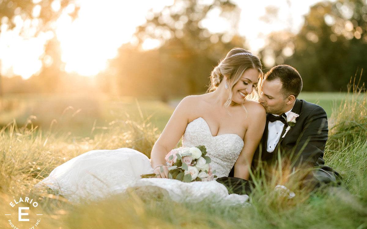 Rosa & Nick's Saratoga National Wedding Photos