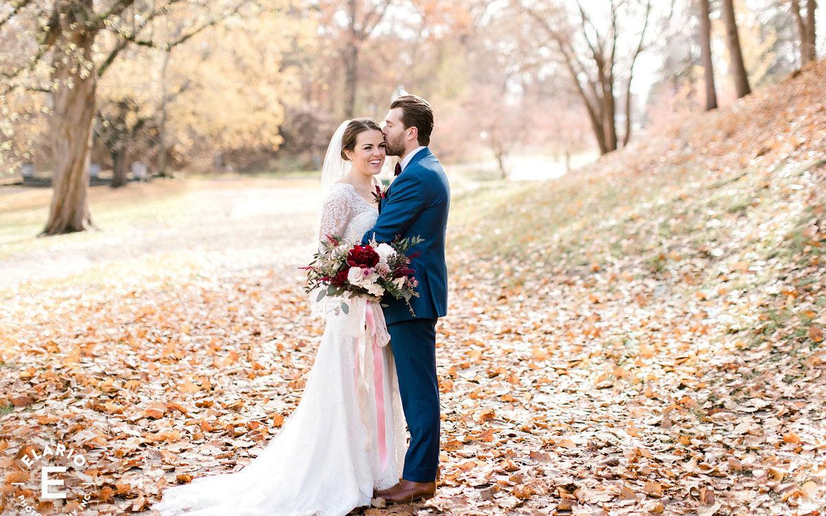 Nicole & Seamus' Saratoga National Wedding Photos